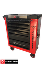 WIDMANN TOOLS CABINET - 7 LAYERS - RED