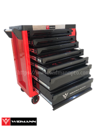 WIDMANN TOOLS CABINET - 8 LAYERS - RED